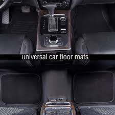 100 Ford Truck Mats Car Pass Car Floor 4pc Front Rear Full Set Fit For