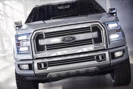 100 Concept Trucks 2014 Ford Atlas Concept Ford Trucks Ford Trucks Dream Cars