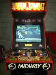 Mortal Kombat Arcade Cabinet Specs by Recent Pickup Mortal Kombat 1 Klov Vaps Coin Op Videogame