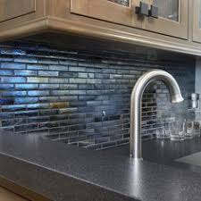 this look meteor shower granite for the countertops with