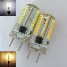 free shipping new 7w 110 140v 3014smd g8 dimmable led light bulb