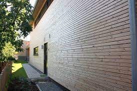 100 Austin Cladding Scots Pine Exterior Wall Thermory USA