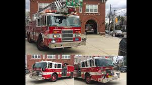100 Mass Fire Trucks CAMBRIDGE MA FIRE ENGINES 9 8 LADDER 4 AND DIVISION 2 RESPONDING
