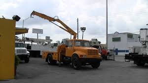 1997 INTERNATIONAL IMT KNUCKLEBOOM CRANE TRUCK CENTRAL TRUCK SALES ...