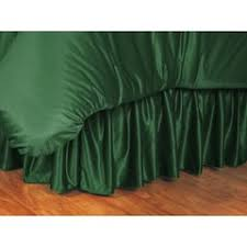 Green Bed Skirts Bedding Bed & Bath