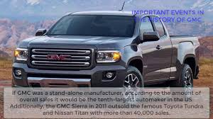GMC Logo, History Timeline And Latest Models By Super Car - YouTube Gmc Truck History 100 Years Of Trucks 2018 Sierra Buyers Guide Kelley Blue Book All 7387 Chevy And Special Edition Pickup Part I 1950 3100 Frame Off Restoration Real Muscle 1955 Hot Rod Network Road Test 2015 2500hd Denali 44 Cc 1965 Truck The Hamb Logo Car Symbol Meaning Brand Namescom Bf Exclusive 1962 34 Ton Stepside Used Sierra 2500 Sle Crewcab At John Bear New Hamburg The Duramax Diesel Engine Power Magazine
