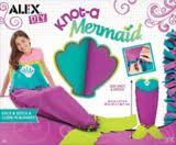 ALEX Knot a Quilt Mermaid