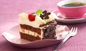mascarpone torte mit früchten