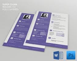 free creative resume templates docx 35 infographic resume templates free sle exle format