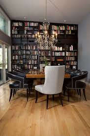 Library Bookcase With Ladder Small Home Ideas Dining Rooms And ... Home Library Ideas Design Inspirational Interior Fresh Small 12192 Bedroom On Room With Imanada Luxurious Round Shape Office Surripuinet Nice Small Home Library Design With Chandelier As Decorative Ideas Pictures Smart House Buying Bookcases About Remodel Wood Modular Sofa And Cushions