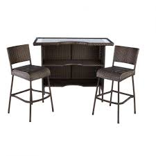 100 Bar Height Table And Chairs Walmart Outdoor Chair Covers Outdoor S Space Saving