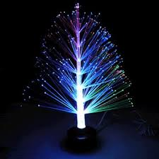 Fiber Optic Christmas Trees Pictures