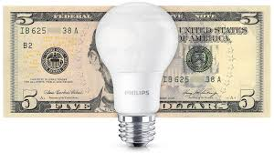 bestsellers philips 60w equivalent a19 led light bulb