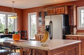 kitchen paint colors with cherry wood cabinets the clayton