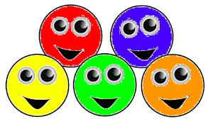 Smiley Face Coloring Page Learn Colors For Children With Faces Youtube Free Pages Kids