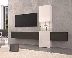 tecnos wohnwand mediawand wohnzimmer schrank fernseh