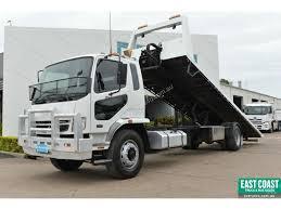 100 Fm Truck Sales Used 2010 Mitsubishi FUSO FIGHTER Tray In ACACIA RIDGE QLD