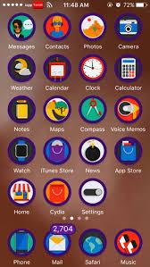 TOP 10 iOS 10 Jailbreak Themes for iPhone iPad & iPod iappTweak