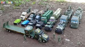 Military Transport Trailer Truck & Plastic Toy Soldiers - YouTube New Arrival Pull Back Truck Model Car Excavator Alloy Metal Plastic Toy Truck Icon Outline Style Royalty Free Vector Pair Vintage Toys Cars 2 Old Vehicles Gay Tow Toy Icon Outline Style Stock Art More Images Colorful Plastic Trucks In The Grass To Symbolize Cstruction With Isolated On White Background Photo A Tonka Tin And Rv Camper 3 Rare Vintage 19670s Plastic Toy Trucks Zee Honk Kong Etc Fire Stock Image Image Of Cars Siren 1828111 American Fire Rideon Pedal Push Baby Day Moments Gigantic Dump