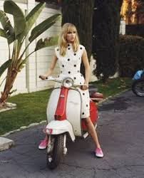 Suki Waterhouse For Superga SS 2014 Vespa ScootersLambretta ScooterScooter MotorcycleMotor ScootersVespa GirlScooter