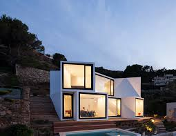 Sunflower House Cadaval SolàMorales ArchDaily