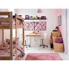 chambre de fille ikea pour 2 enfants par ikea
