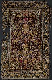 Prayer Rug Object NameCarpet Datelate 16th Century GeographyAttributed To Egypt Or Turkey CultureIslamic MediumSilk Wool Accession Number19741491