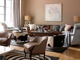 brown gray walls houzz