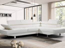 100 Sofa Living Room Modern Amazoncom HarperBright Designs 2 Piece PU Leather Sectional