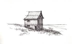 Tim Oliver's Sketchbook: My Take On A Barn From
