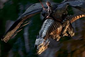 If You Were A Dragon Rider, What Would Your Dragon Be?