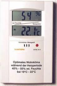 luftfeuchtigkeit schlafzimmer erhöhen wie hoch sollte