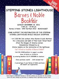 Help Stepping Stones Lighthouse By Shopping At Barnes & Noble ... Gsa Barnes And Noble Book Fair Garden Of The Sahaba Academy 17 Winter Bookfair Fundraiser Scottsdale Ballet Reminder Support The Hiliners At A This Saturday Parsippany Hills High School Notices Npr Burbank Arts For All An Education Nsol Bookfair Ceo Resigns Nook Gets New Boss Tablet News Spotlight Circus Juventas Read On Tucson Family