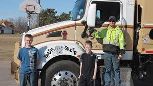 100 Win Truck Students Win Trucknaming Contest With Trash Talker Perham Focus