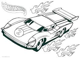 Coloring Pages Of Cars And Trucks Car Colouring Kids