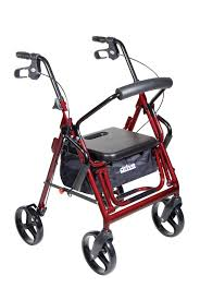 Bariatric Transport Chair 24 Seat by Duet Rollator Transport Chair