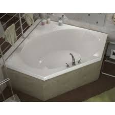 Jetted Bathtubs Small Spaces by Corner Bathtubs You U0027ll Love Wayfair