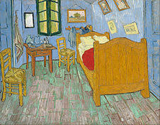 gogh chambre à arles bedroom in arles