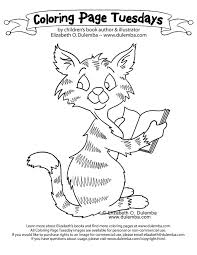 Coloring Page Tuesdays Kidlit Creator Interviews Life As An MFA Student At The University Of Edinburgh And Random Interesting Happenings