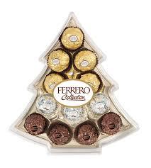 Ferrero Rocher Christmas Tree Box by Ferrero Chocolate Giveaway Babycenter Blog