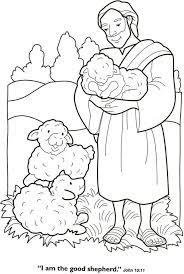 The Parable Of Talents Coloring Page Good Shepherd Pages
