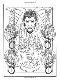 22 Best Coloriage VAMPIRE Images On Pinterest