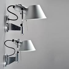 Tolomeo Desk Lamp Replica by Artemide De Lucchi And Fassina Tolomeo Faretto Wall Light Replica
