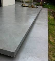 enduit beton cire exterieur les 25 meilleures idées de la catégorie terrasse beton sur