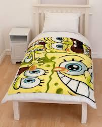 Minecraft Bedding Walmart by Spongebobs Chair Bedroom Ideas Spongebob Lampshade Curtains Decor