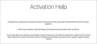 Bypass Activation Lock using MDM