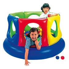 aire de jeu gonflable à balles la grande récré vente de jouets