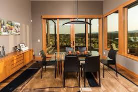Fashionable Design Dining Room Colors With Wood Trim 97 Light Charming Idea Dark Floors Gray Walls Contemporary For Paint