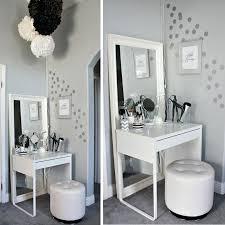 Mirrored Desk Ikea Full Size Mirrored Desk Bathroom Vanity Kids