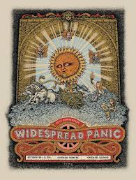 Widespread Panic Halloween 2015 by Widespread Panic 411posters Page 7